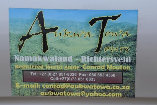 Aukwa Towa Tours