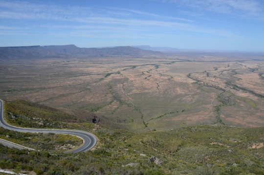 S2733 - View from Vanrhynsdorp Pass