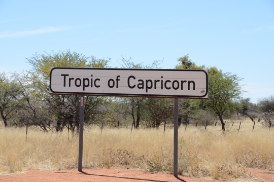 S2608 - Tropic of Capricorn