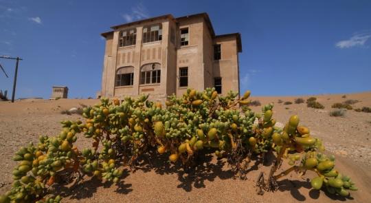 S2639 - Kolmanskop Ghost town