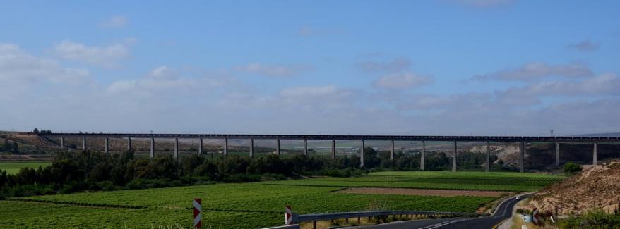 S2723 - The Sishen-Saldanha railway crossing the Olifants River
