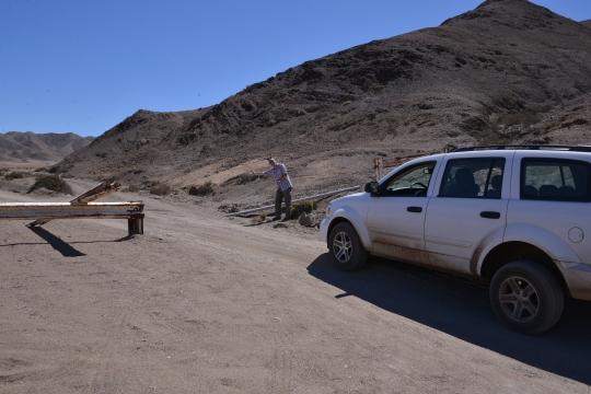 By-pass to Las Lomitas