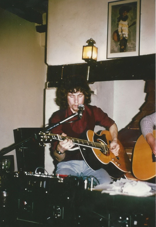 005 Steve Hopkins Ranmore Arms 1973