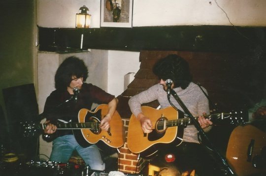 006 Steve Hopkins and Bill Ferrier Ranmore Arms 1973