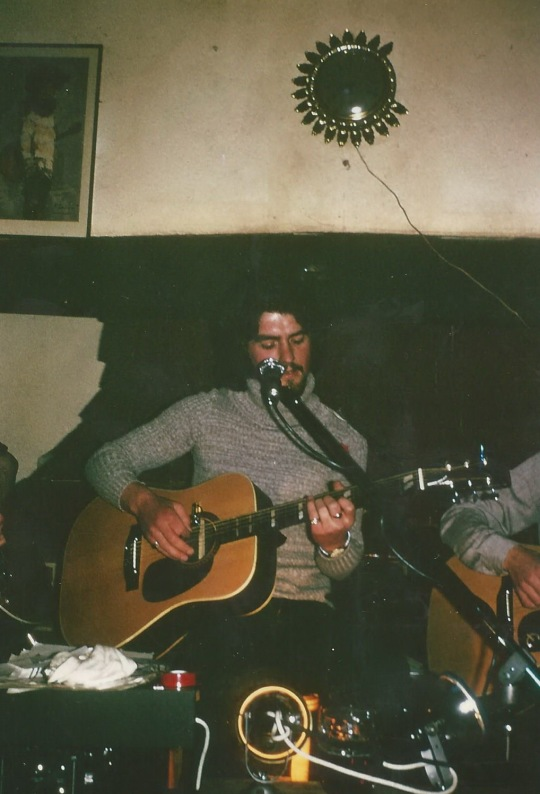 008 Bill Ferrier Ranmore Arms 1973
